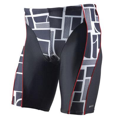 Beco Competition jammer, zwart/wit/rood FR110-D10-XXXXXL