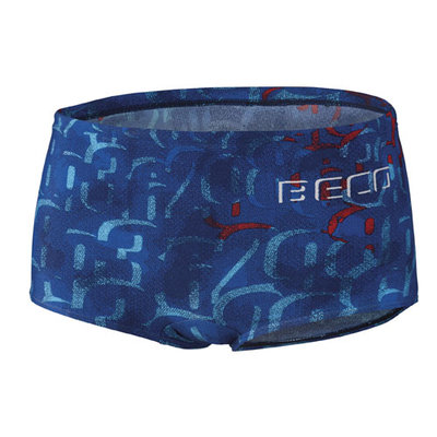 Beco Competition zwemboxer, blauw FR85-D5-l