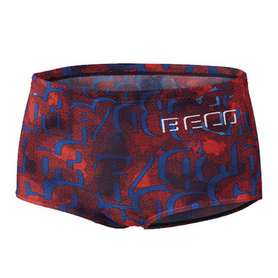 Beco Competition zwemboxer, rood FR90-D6-XL