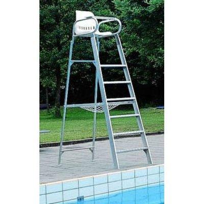 Epsan badmeesterstoel, alu, 150 cm