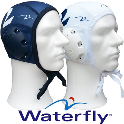 Waterfly Waterpolo Cap Top Polo Set 9