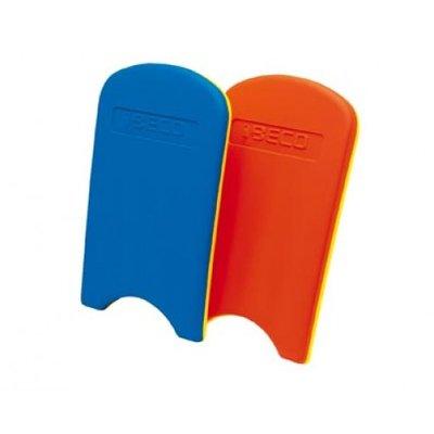 BECO Zwemplankje Team, pe-foam, 47x29,5x3 cm, blauw