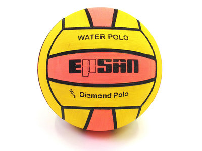 *OUTLET* Epsan water polo bal epsan diamond-polo, heren op=op