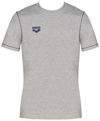 Arena Tl S/S Tee medium-grey M