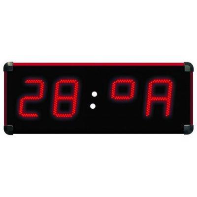 Epsan tijd- & temperatuurdisplay display, 1 indoor pool,   9 cm numerals