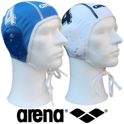 Arena waterpolo cap set nummer 3