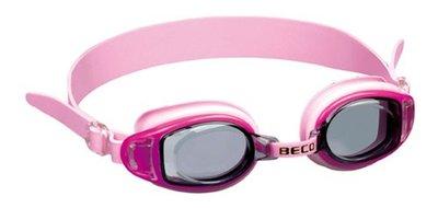 BECO Kinder en jeugd zwembril Acapulco, roze