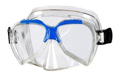 f7d84b6b30d9e9 Kinder duikbril Ari, va. 4 jr, blauw - Zwemsportkleding.nl ...