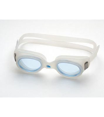 Turbo Swim Goggles Andorra white