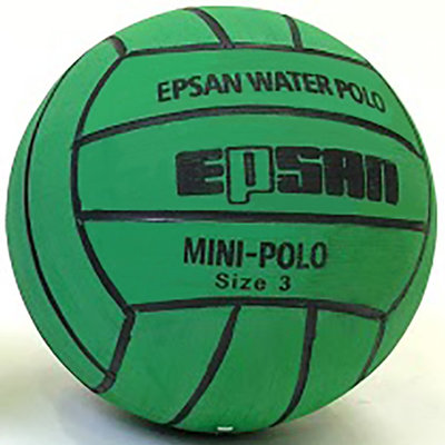 Epsan water polo bal epsan mini-polo, maat 3 op=op