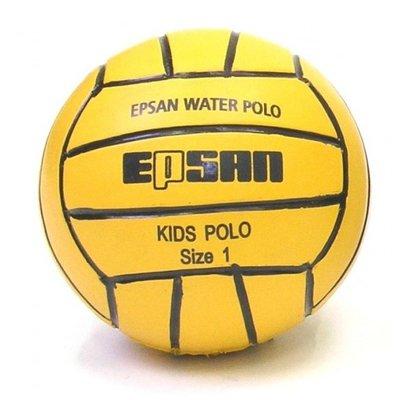 Epsan water polo bal mini-polo, maat 1