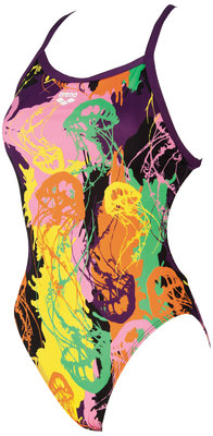 Arena W Underwater One Piece L plum-plum 42