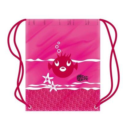 *SHOWMODEL*BECO Sealife zwemtasje, 36,5 x 45 cm, roze