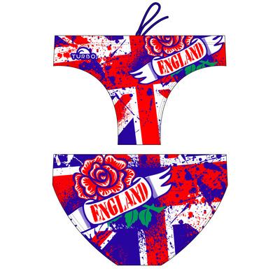 Exclusive Turbo waterpolobroek England Rose FR75 | D3 | S