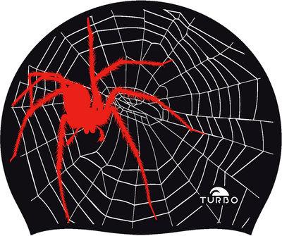 *Populair* Turbo silicone badmuts Spider