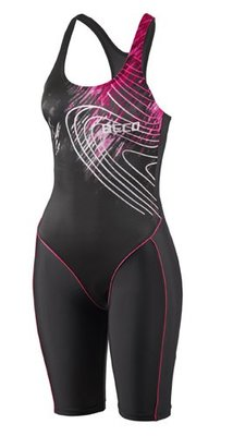 Beco badpak, zwart/roze FR50-D48-5XL