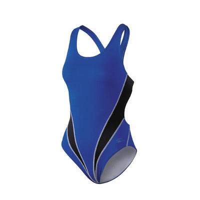 Beco Competition badpak, zwart/blauw FR42-D40-XL