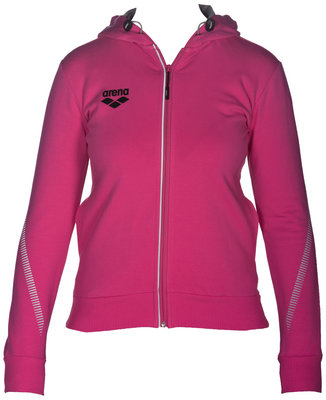 Arena W TL Hooded Jacket fresia-rose S