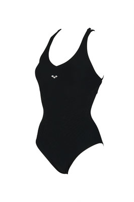 Arena W Maia Criss Cross Back One Piece C-Cup black-black 42