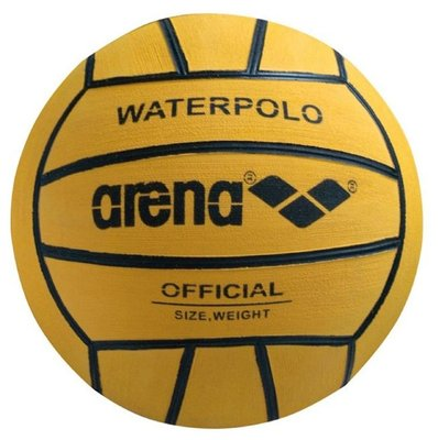 Arena Water Polo Ball Man 2008 yellow/black nvt