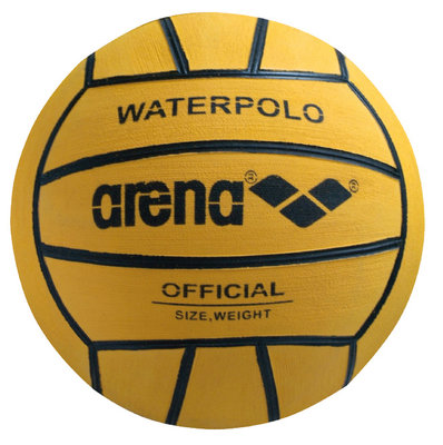 Arena Water Polo Ball Woman 2008 yellow/black