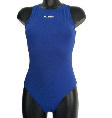 *BIG SALE*  Waterpolobadpak Epsan Gold-line blauw maat XS-32 op=op