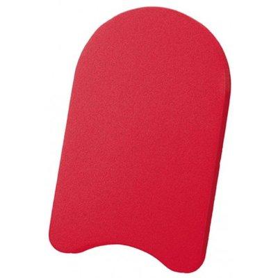 BECO Zwemplankje Sprint junior, pe-schuim, 34x21,5x3 cm, rood