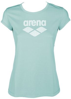 Arena W Gym S/S Logo frozen L