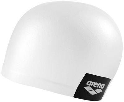 Arena Logo Moulded Cap white