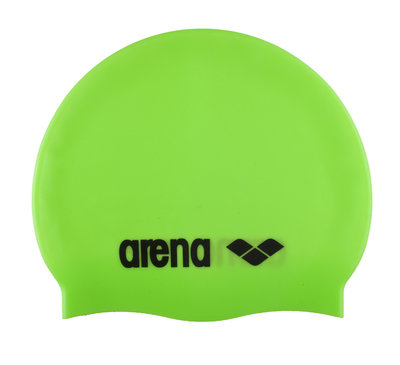 Arena Classic Silicone acid-lime/black