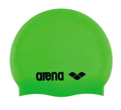 Arena Classic Silicone Jr acid-lime/black