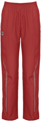 Arena Jr Tl Warm Up Pant red 8-9Y