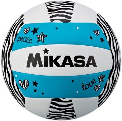 Beachvolleybal Mikasa VXS-ZB blauw