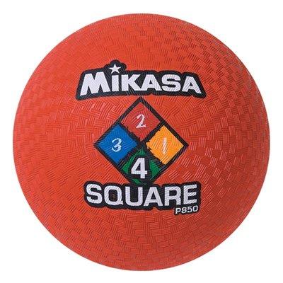 Playgroundbal Mikasa P850 Rood