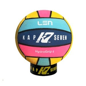 *Voordeelbundel* (5+prijs) Waterpolo bal Turbo Kap 7 Len women Multicolor 4