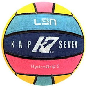 Waterpolo bal Turbo Kap 7 Len Men Multicolor 5
