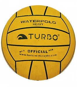 Turbo Water polo ball Pelota Medicinal 800 Gr.
