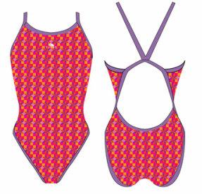 Turbo swimsuit ROMBUS