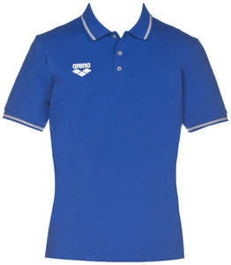 Arena Tl S/S Polo royal XXS