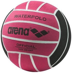 *niet meer leverbaar* (10+prijs) Waterpolobal Arena size 4 fuchsia/black