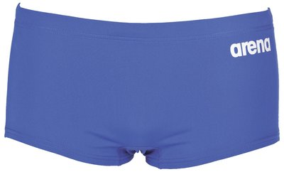 *OUTLET* Arena M Solid Squared Short royal/white 85