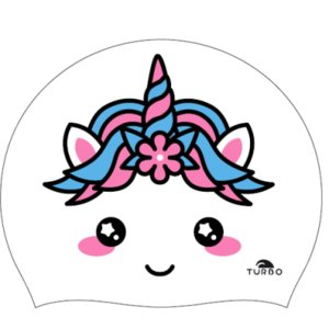 *Special Made* Turbo Silicone Badmuts UNICORNIA