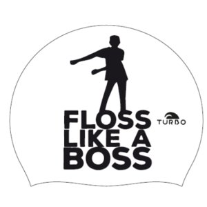 *Special Made* Turbo Silicone Badmuts FLOSS LIKE A BOSS