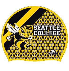*showmodel* Turbo silicone badmuts  Seattle College op=op