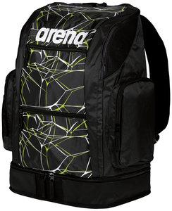 Actie gratis bidon Arena zwemtas Water Spiky 2 Large Backpack black