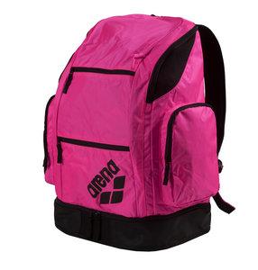 Actie gratis bidon Arena zwemtas Spiky 2 Large Backpack fuchsia