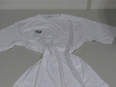 Arena Promo T-Shirt white XL