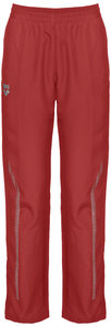 Arena Jr Tl Warm Up Pant red 1415Y