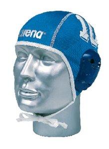 Arena Water Polo Cap 1-15 Fina + Len blue/red