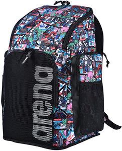 Arena Team Backpack 45 Allover kun 1
